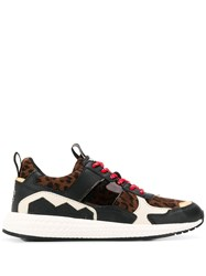 Moa Master Of Arts Animal Patch Sneakers 60