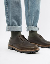 Red Tape Risley Casual Lace Up Shoes In Brown