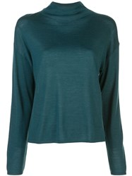Sally Lapointe Fine Knit Top 60