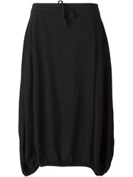 Rundholz Tulip Skirt Black