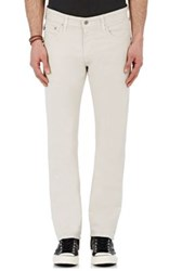 Ag Jeans Men's The Matchbox Cream White Cream White