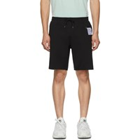 Satisfy Black Spacer Shorts