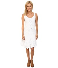 Scully Adeline Dress White Women's Dress