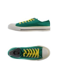 Tosca Blu Low Tops And Trainers Green