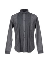 Messagerie Shirts Steel Grey