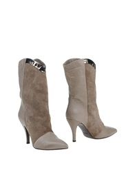 The Seller Ankle Boots Grey