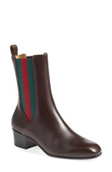 Women's Gucci 'Karen' Slip On Bootie