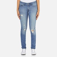 Levi's Women's 711 Skinny Fit Jeans Goodbye Heart