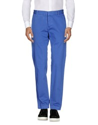 Band Of Outsiders Casual Pants Blue