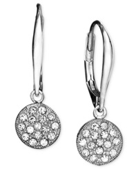 Eliot Danori Earrings Crystal Accent