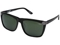 Spy Optic Emerson Black Happy Gray Green Sport Sunglasses