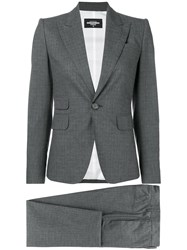 Dsquared2 Checked Two Piece Suit 002F