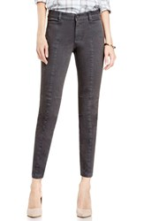 Vince Camuto Women's Two By Seam Detail Stretch Skinny Jeans