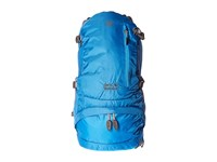 Jack Wolfskin Acs Hike 24 Pack Ocean Blue Backpack Bags