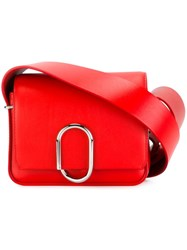 3.1 Phillip Lim Mini 'Alix' Crossbody Bag Red