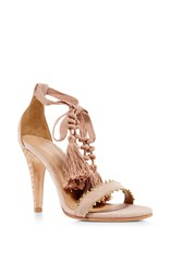 Ulla Johnson Dani High Heel Pink
