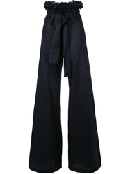 Alexis Sweeney Trousers Blue