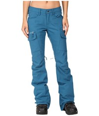 Burton Gloria Pants Jaded Women's Casual Pants Blue