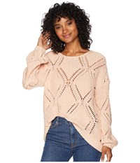 Rip Curl Love Spell Sweater Coral