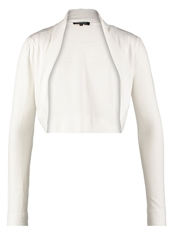 Morgan Molu Cardigan Ecru Off White