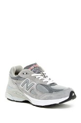 New Balance 990 Premium Running Shoe Multiple Widths Available Gray