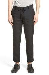 The Kooples Men's Relaxed Fit Linen Pants