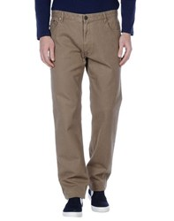 Burberry Brit Trousers Casual Trousers Men Military Green