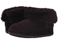 Fitflop Mukluk Shorty Dark Brown Women's Slippers