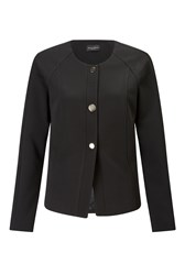 James Lakeland Studs Tailored Jacket Black