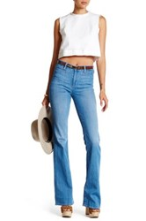 Mih Jeans Marrakesh Flared Jean Blue