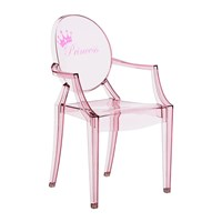 Kartell Children's Lou Lou Ghost Chair Princess