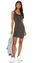 Lamade La Made Xyz Dress In Charcoal. Anthracite