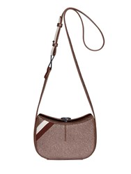 Nica Sandy Small Crossbody Mocha