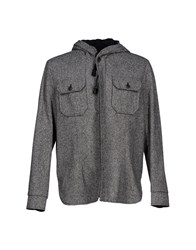 Siviglia Denim Jackets Grey