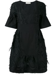 L'autre Chose Shift Dress Black