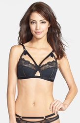 Dita Von Teese 'Madame X' Wireless Bra Black
