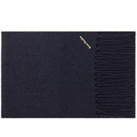 Acne Studios Villy Scarf Blue