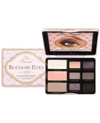 Too Faced Boudoir Beauty Soft And Sexy Eye Shadow Collection No Color