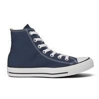 Converse Unisex Chuck Taylor All Star Canvas Hi Top Trainers Navy