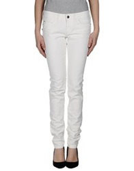 Barbara Bui Denim Pants White