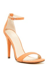 Michael Antonio Jaxine High Heel Sandal Orange
