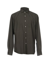 Ingram Shirts Black