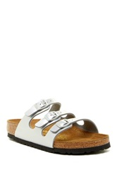 Birkenstock Florida Sandal Narrow Width Available Metallic