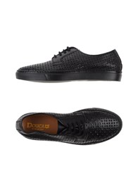 Doucal's Footwear Low Tops And Trainers Men Black