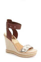 Dolce Vita 'Heath' Platform Wedge Sandal Women Black