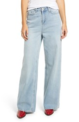 Bdg Urban Outfitters Puddle Jeans Light Denim