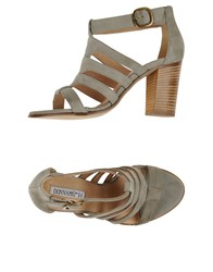 Donna Piu Footwear Sandals Women Grey