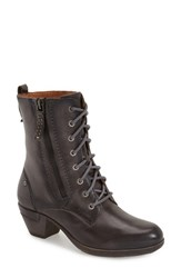 Women's Pikolinos 'Rotterdam' Lace Up Boot 2' Heel