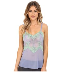 Wacoal Embrace Lace Camisole Very Violet Bamboo Women's Lingerie Gray