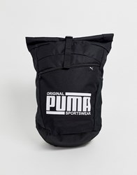 Puma Sole Backpack In Black